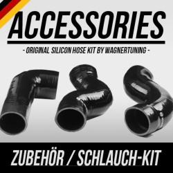 Wagner - Zestaw węży silikonowych Audi A4/A5 2