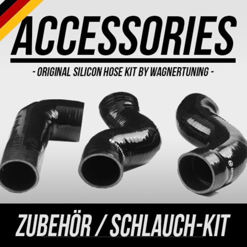 Wagner - Zestaw węży silikonowych Audi A4/A5 3