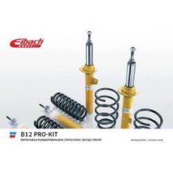 Zestaw zawieszenia, sprężyny śrubowe / amortyzatory EIBACH B12 Pro-Kit Oś przednia Wersja patrz w wytycznych dla pojazdów z PASM