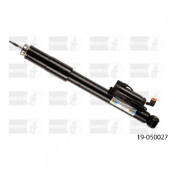 Shock Absorber: Front Axle, Gas Pressure
