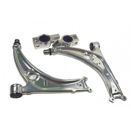 RacingLine Alloy Control Arms With Bushes Kit Golf 5/6 VWR45G501