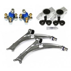 RacingLine Alloy Front Arms Complete With Balljoints Golf 5/6 VWR45G5COMP