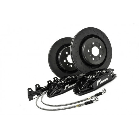 RacingLine Front Brake Kit, 360mm Disc and 4-Pot Calipers Mk5/6 Golf VWR65G501