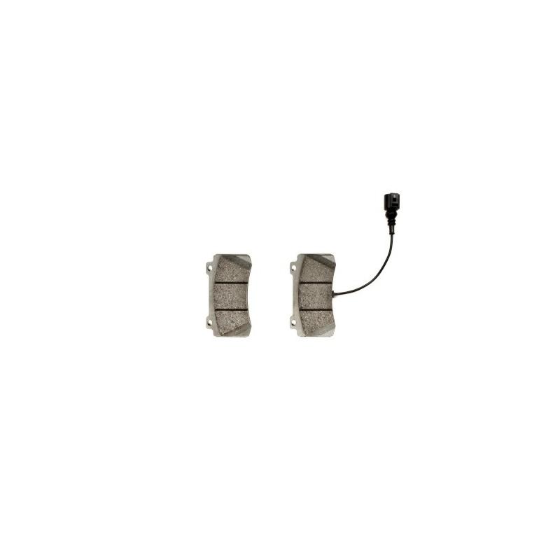 RacingLine Replacment Sport Brake Pads (for 345mm Kit) Mk5/6 Golf VWR670001