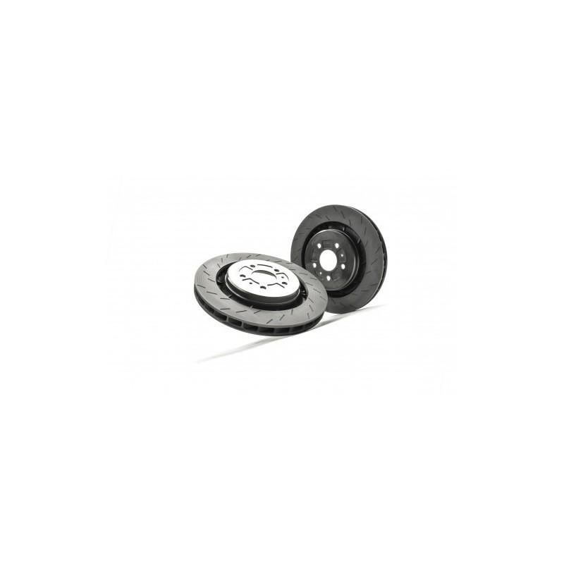 RacingLine Front Brake Kit, 360mm Disc and 4-Pot Calipers Mk5/6 Golf VWR65G501
