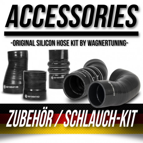 Wagner - Silicon Hose Kit for Porsche 996 210001020