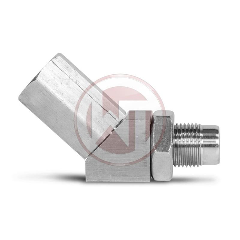 Wagner - Oxygen Sensor Eliminator 45° Mini Catalyst 600CPSI 600001002.OB