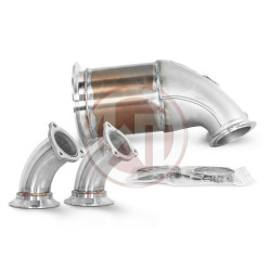 Wagner - Downpipe Kit Audi S4/RS4/A6