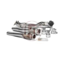 Wagner - Downpipe Kit for Audi TTRS 8S & RS3 8V (FL)