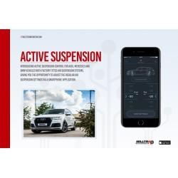 Milltek Active Suspension Control Audi Q7 3.0TDI 218 272PS 4M SSXAU669