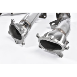 Milltek Primary Catalyst Replacement Pipes Nissan GT-R R35 SSXNI013