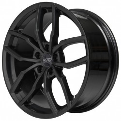 "RacingLine R360 Wheel 19x 8.5"" ET44 5x112 VWR610360BLK"
